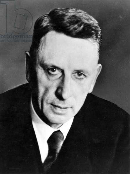 Sir Arthur Fleming, c 1930
