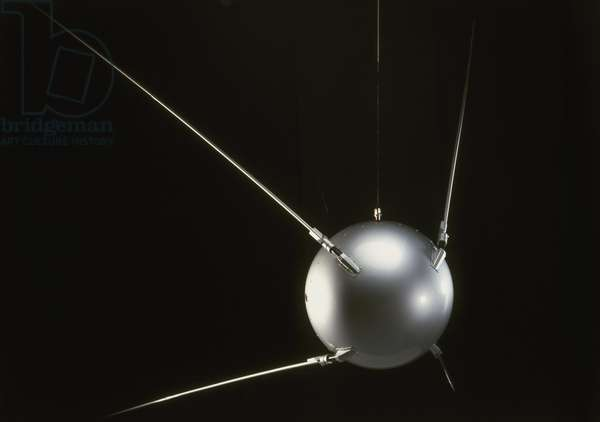 Satellites, Scientific, International Sputnik 1 satellite, 1957