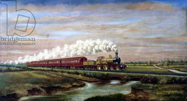 London Brighton & South Coast Railway Royal Train, 1899