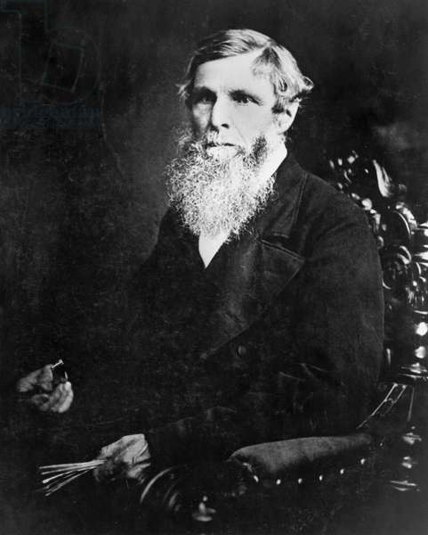 William Froude, English engineer and naval architect, c 1870