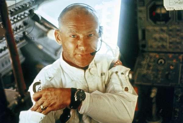Manned Space Flight, USA, Apollo 11 Apollo 11 astronaut Edwin ÔBuzzÕ Aldrin, 1969