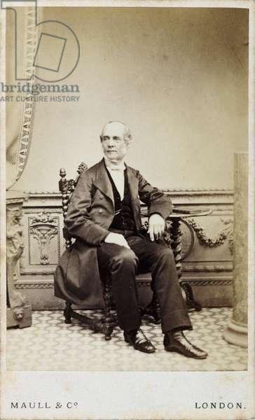 William Lassell, English astronomer, c 1866-1879