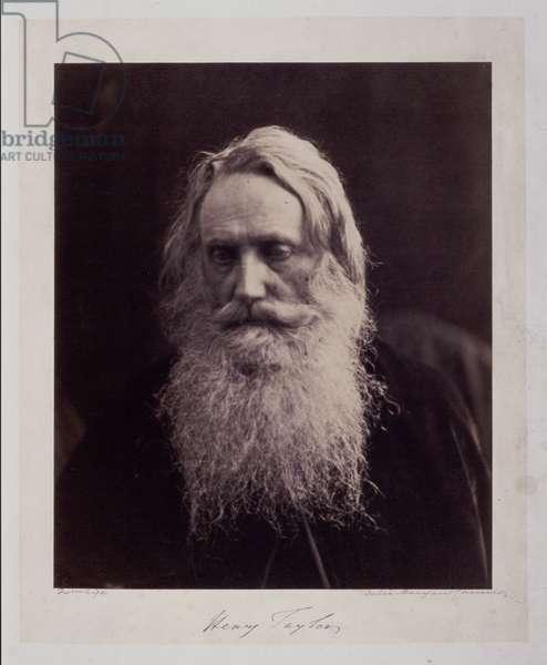 Henry Taylor, c 1865
