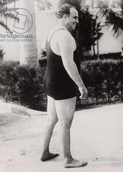 Al Capone (1899-1947), American gangster