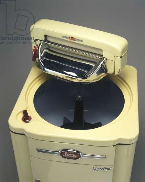 Servis 'Superheat' washing machine, c 1957