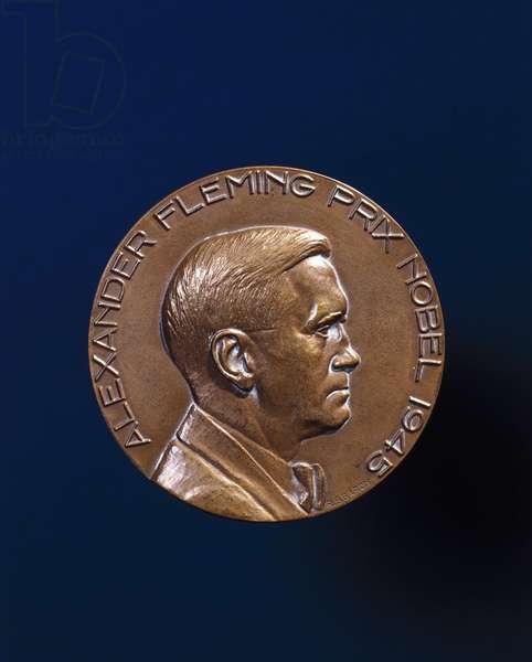 Alexander Fleming Prix Nobel 1945'