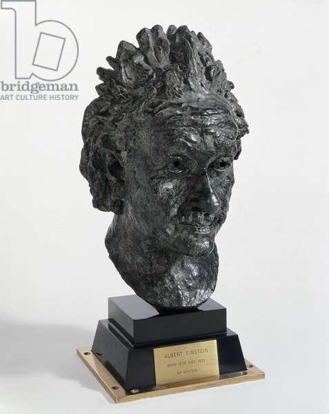 Albert Einstein, German mathematical physicist, 1933