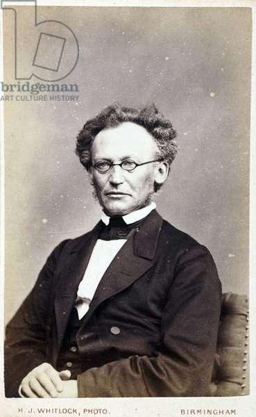 Jon Iapetus Smith Steenstrup, Norwegian zoologist, c 1870s