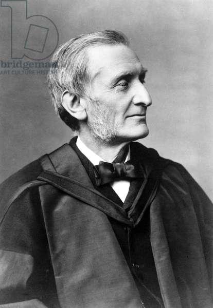 Professor John Hall Gladstone, chemist, c 1890s