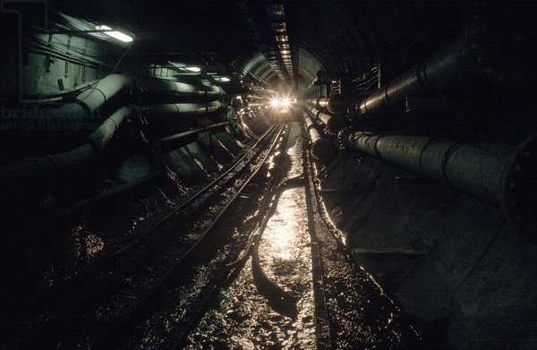 Channel Tunnel, 1992 (photo)