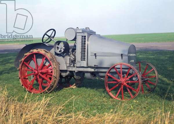 Farm Equipment, Tractors International Harvester 'Junior' tractor, 1921