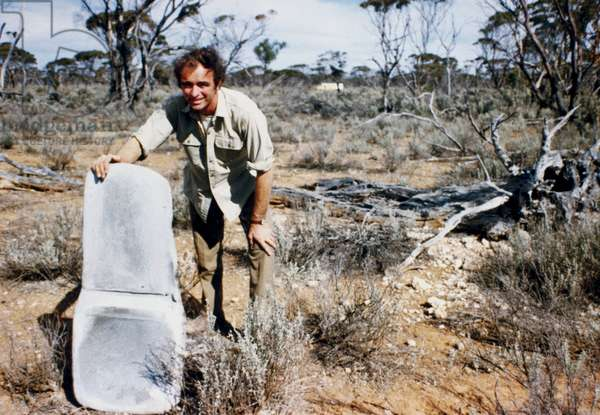 Manned Space Flight, USA, Apollo-Skylab Recovery of pieces of Skylab in Western Australia, 1979