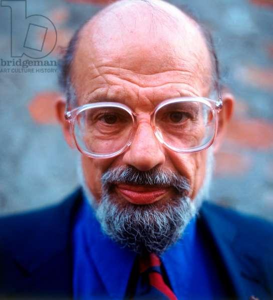 Allen Ginsberg, 1990 (photo)