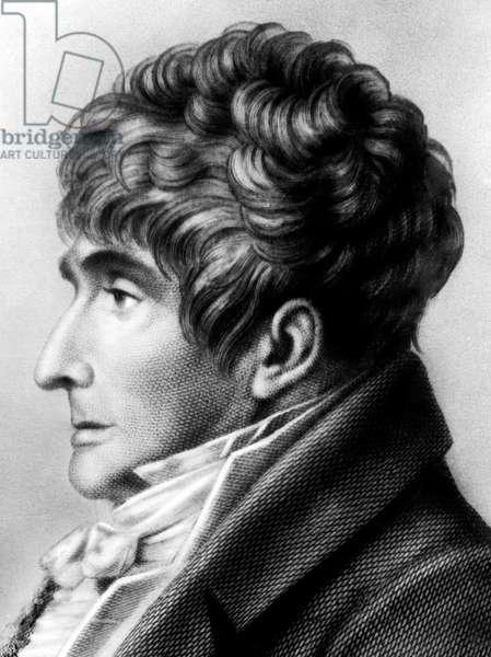 Giovanni Paisiello, 1740-1816 (b/w photo)
