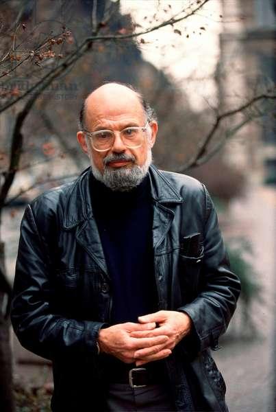 Allen Ginsberg, 1998 (photo)