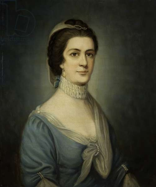 Emma Cornewall, Mrs Thomas Vernon, 1930 (oil on canvas)