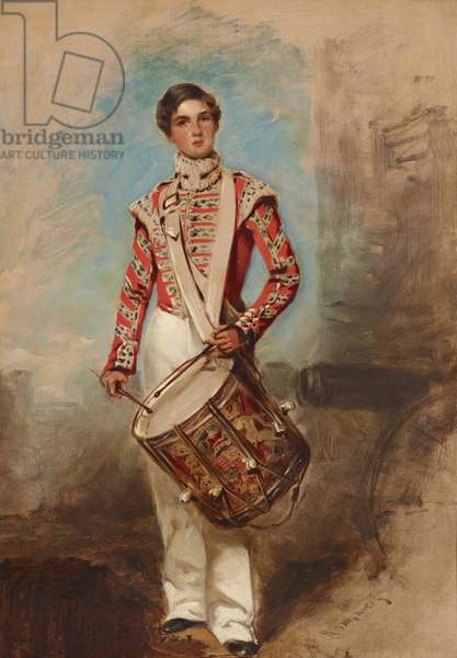 Battle of Balaclava Drummer Boy