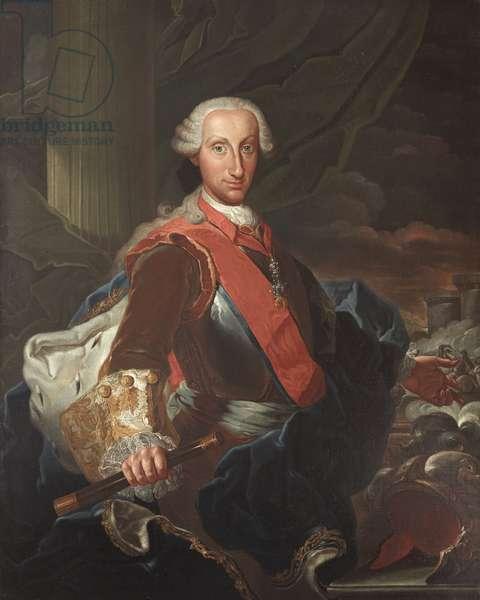 King Charles III, King of Spain (1716 -1788)