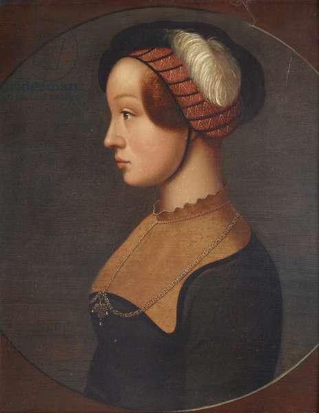 An Imaginary Portrait of Lady Jane Grey (1537–1554)