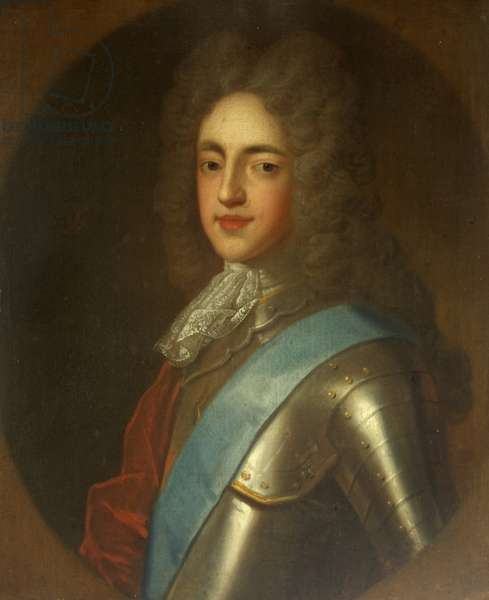 Prince James Francis Edward Stuart (James III) (1688 - 1766), 'The Old Pretender'