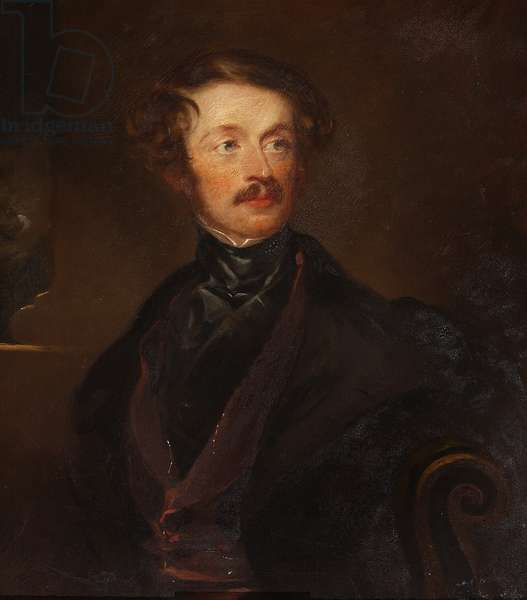George William Frederick Brudenell-Bruce, 2nd Marquess of Ailesbury, 8th Earl of Cardigan KG, PC, MP, (1804-1878)