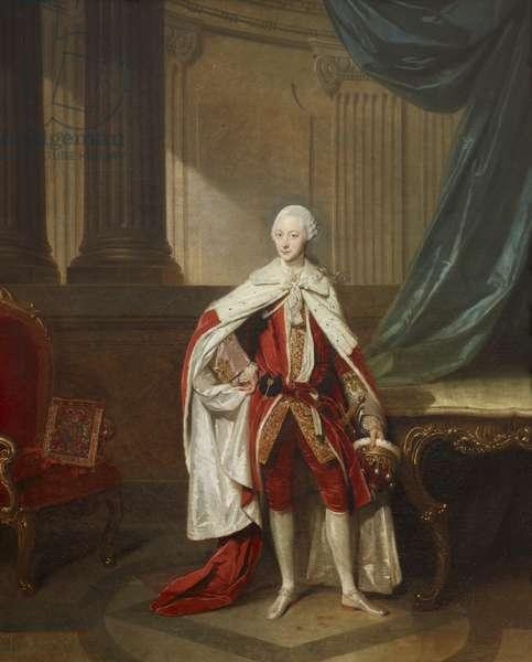 George William Hervey, 2nd Earl of Bristol (1721-1775)