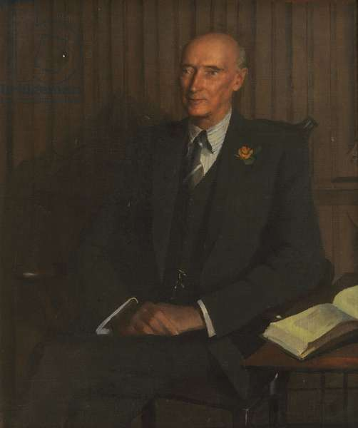 Sir Charles Chute, 1st Bt, 1948 (oil on canvas)