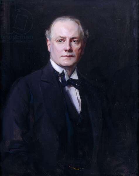Brigadier-General, Sir Henry Page Croft, 1st Baron Croft, 1929 (oil on canvas)