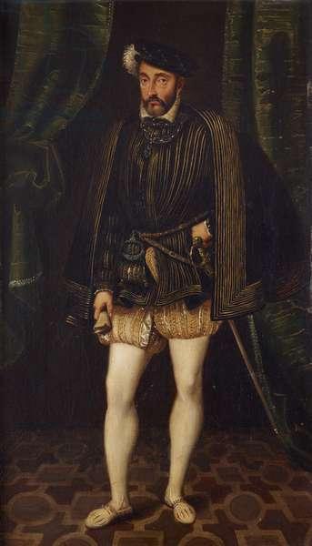 King Henri II of France, (1519-1559)