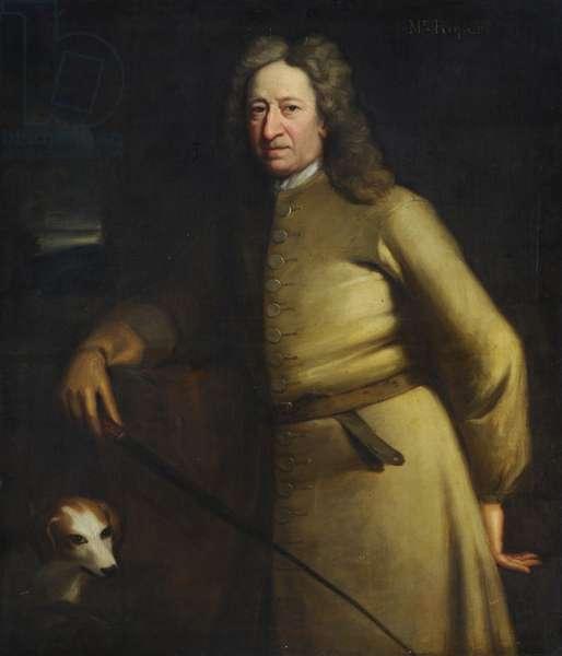 Edward Roper (oil on canvas)