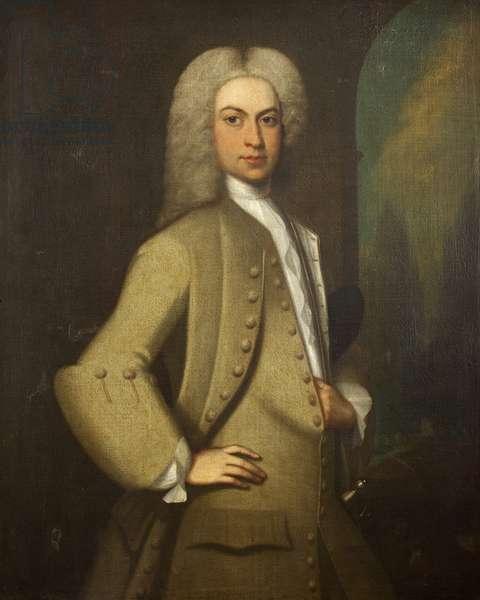 Samuel Rock, Steward to Simon, 1st Earl of Harcourt of Nuneham Courtenay, Oxfordshire