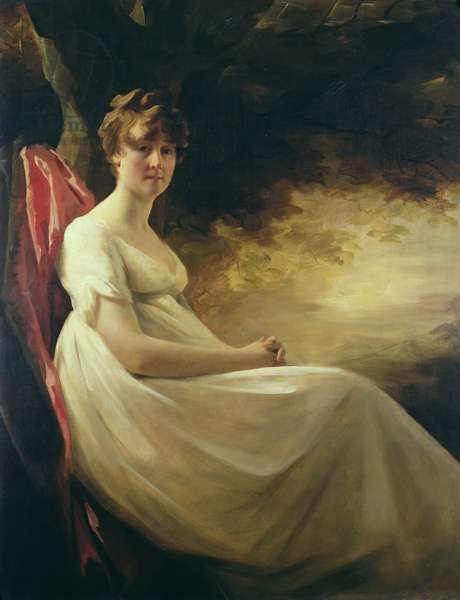 Mrs Simpson (oil on canvas)