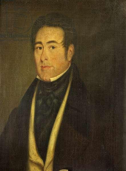 An Unknown Gentleman (?John Smith, first husband of Lady Millard)