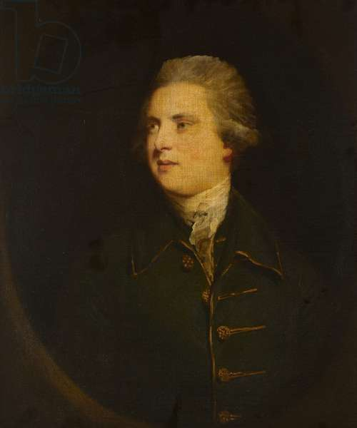 George Macartney, 1st Earl Macartney KB, 1764 (oil on canvas)