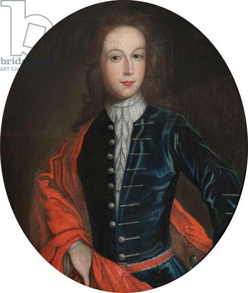 John Jones (1698/9-1738) as a Boy