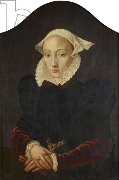Supposed Portrait of Mary of Guise, Queen of Scotland (1515–1560)