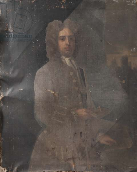 An Unknown Man, possibly Mr Henderson