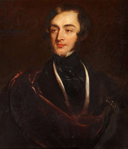 Ernest Augustus Charles Brudenell-Bruce, 3rd Marquess of Ailesbury and 9th Earl of Cardigan (1811-1886)