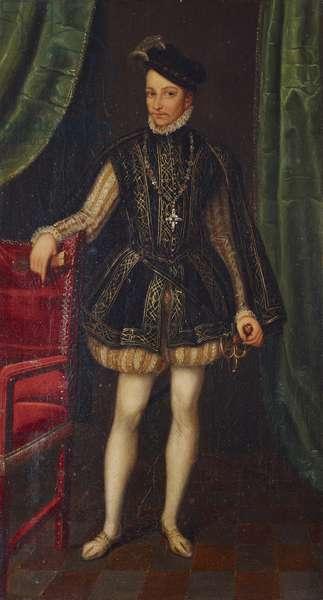King Charles IX of France (1550-1574)