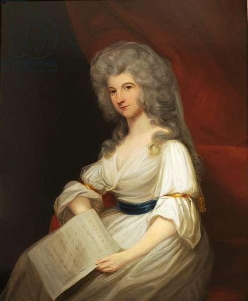 Rachel Lyde, later Mrs James Wiggett (d.1802), aged 16