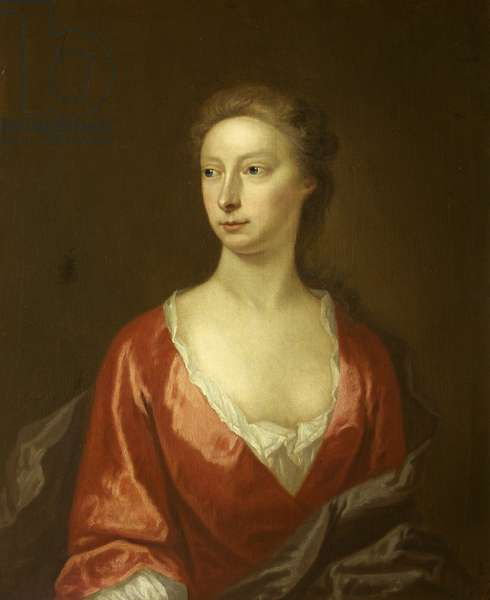 An Unknown Lady, called Mrs Clark