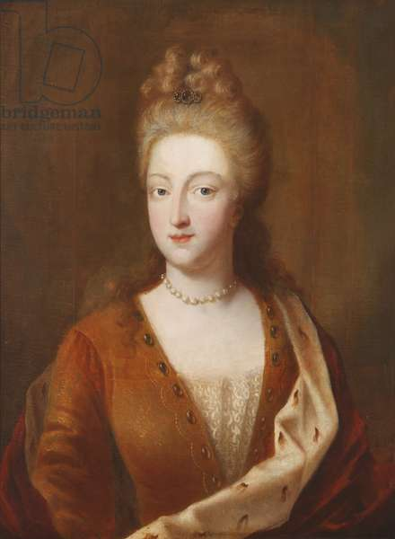 An Unknown Noblewoman with Ermine