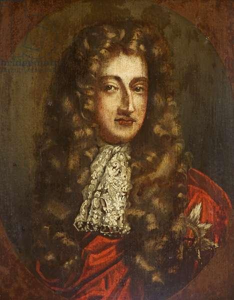Called King James II (1633 - 1701), as Duke of York
