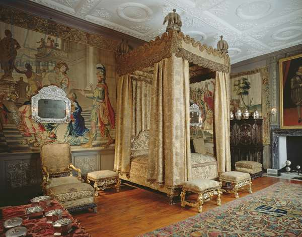 King's Bedroom (photo)