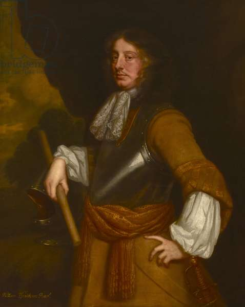 Sir William Wyndham, 1st Baronet Wyndham, late 1670s (oil on canvas)