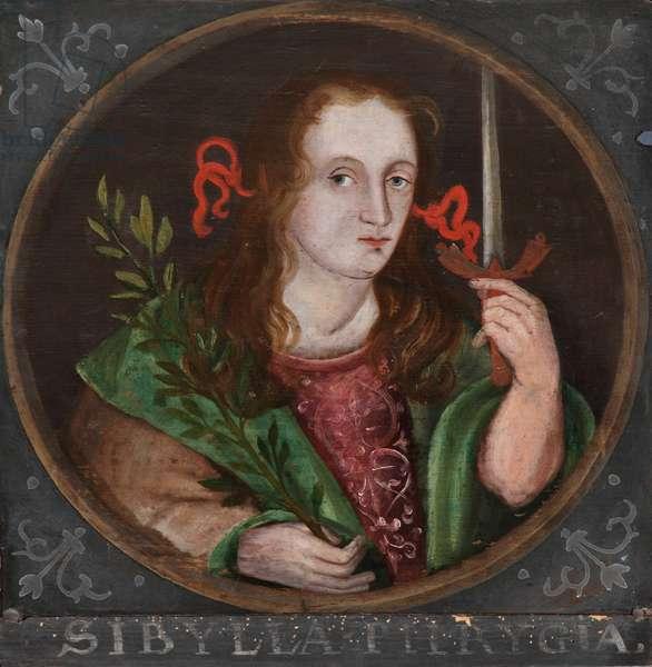 The Phrygian Sibyl