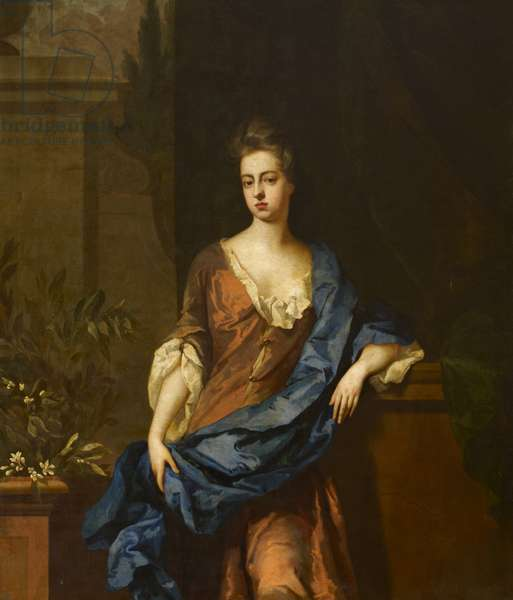Rachel Russell, Duchess of Devonshire, 1690s (oil on canvas)