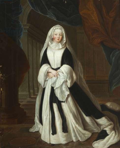Louise Françoise de Bourbon, Duchesse of Bourbon-Condé (1673 - 1743) as Madame la Duchesse donairière