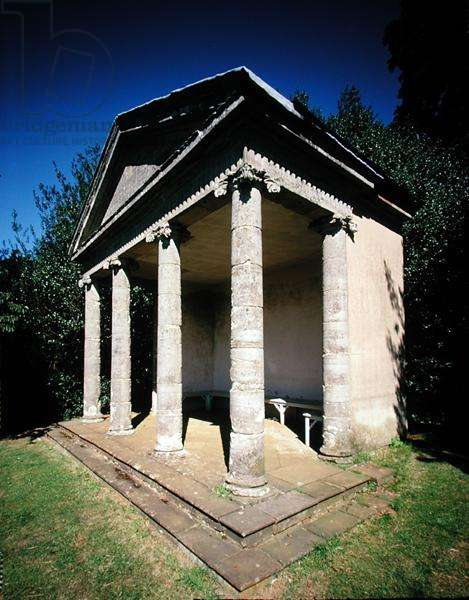 The Ionic Temple (photo)