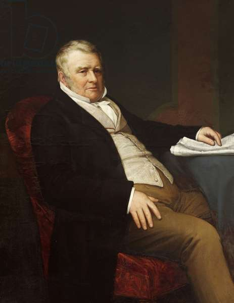 Sir Hugh Richard Hoare, 4th Bt (1787-1857)